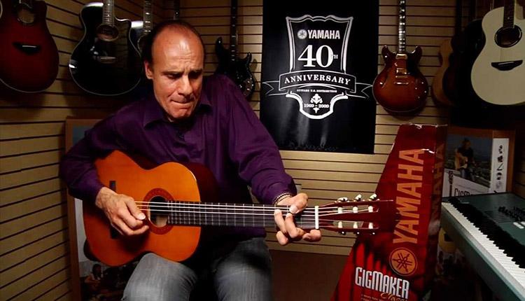 بررسی گیتار یاماها C40