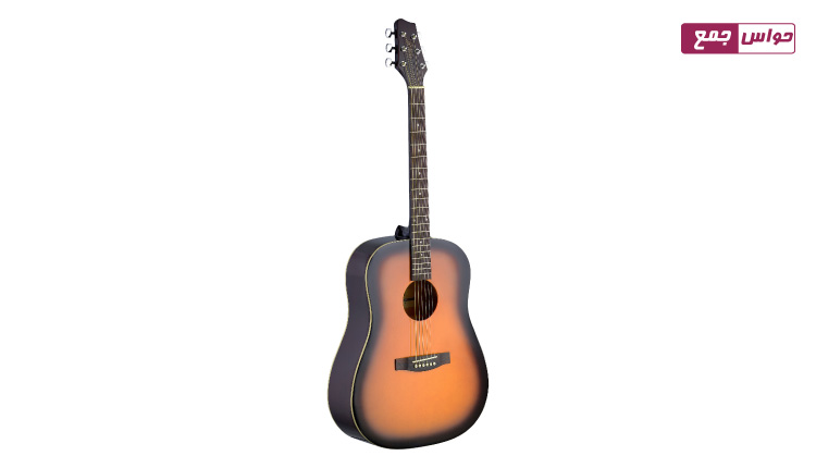 Stagg SA30D BS Acoustic Guitar