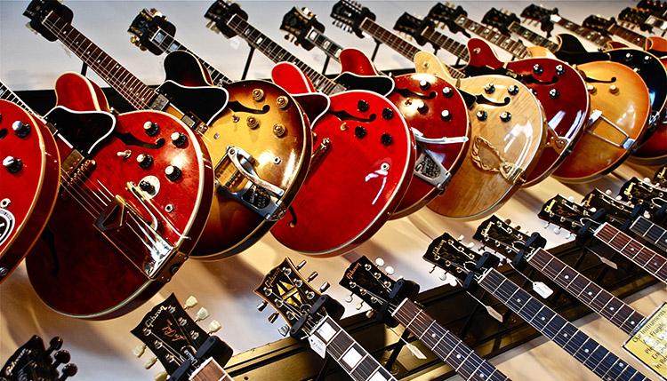 انتخاب بهترین گیتار