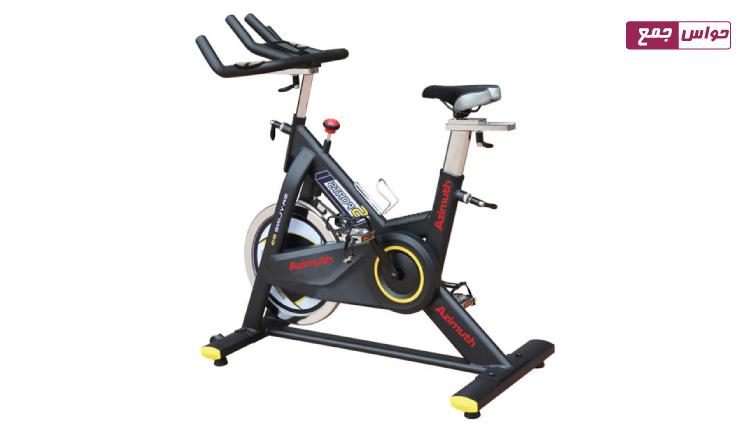 دوچرخه ثابت آذیموس مدل S20