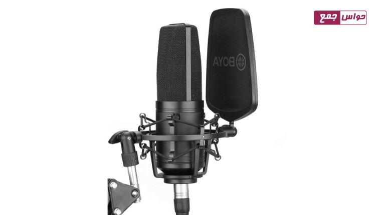 میکروفون استودیویی بویا مدل BY-M1000