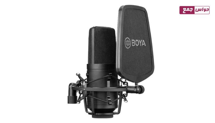 میکروفن استودیویی بویا مدل BY-M800 2020