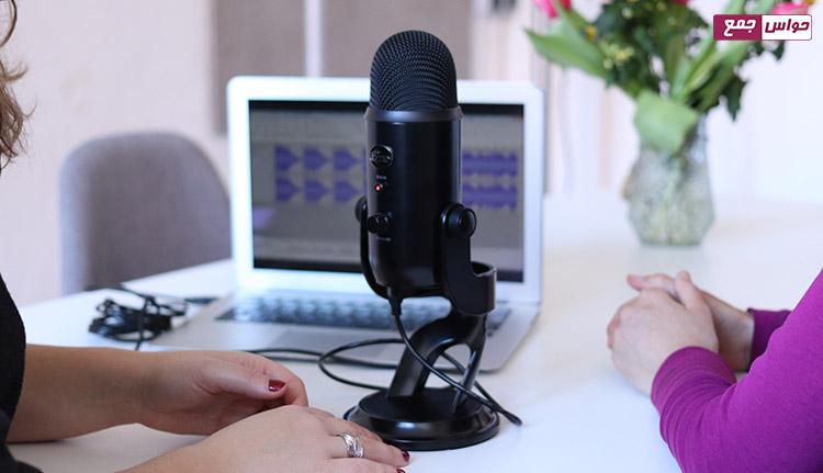 میکروفون برای پادکست