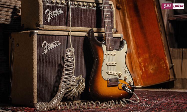گیتار فندر | Fender