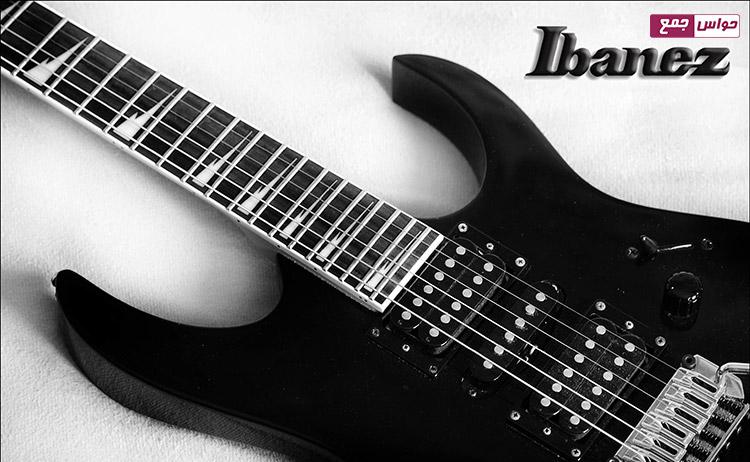 گیتار آیبانز | Ibanez