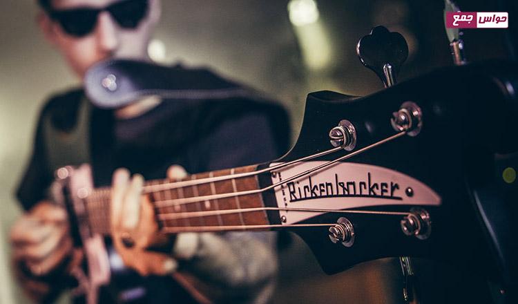 گیتار ریکن بکر | rickenbacker